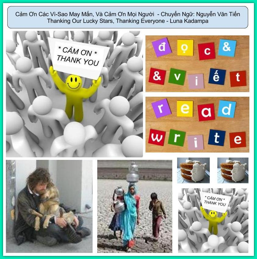 ThankingOurLuckyStars